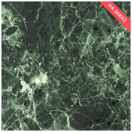 3016 S Мрамор зеленый(малахит)