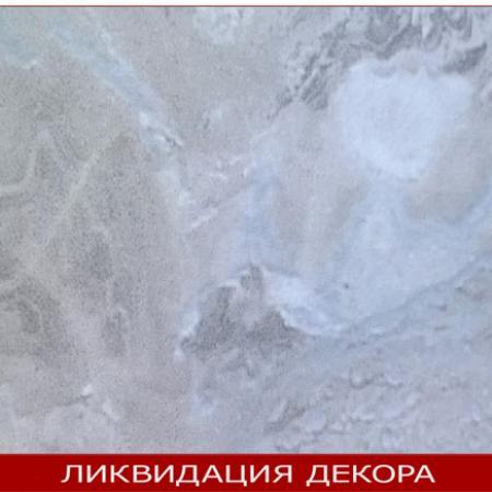 F092 ST15 Мрамор Чиполино бело-серый
